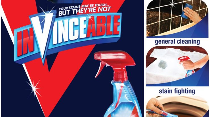 Invinceable Cleaner